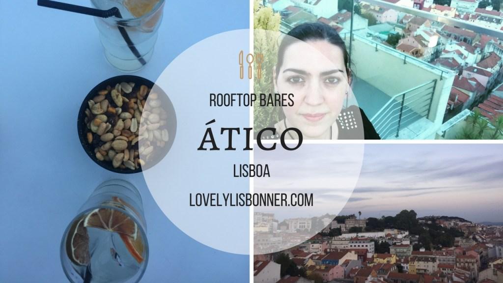 Ático – Rooftops de Lisboa – NH Collection Liberdade