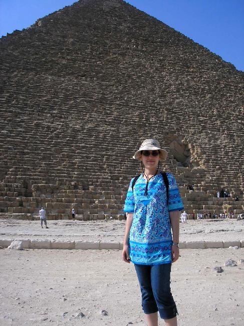 pirâmides egipto viagens