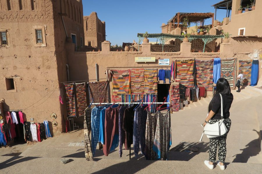 Ouarzazate portas do deserto hollywood do deserto marrocos