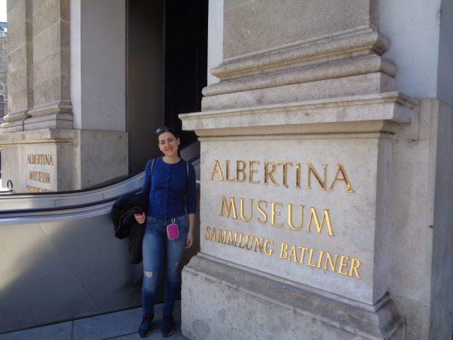 Viena Áustria Albertina Museum