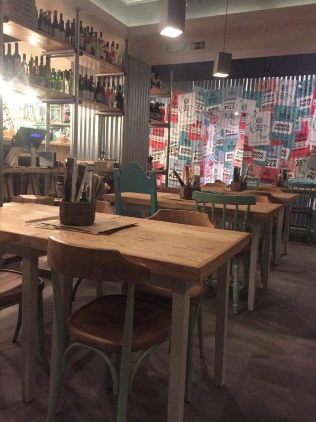 Restaurante italiano pasta non basta alvalade lisboa portugal