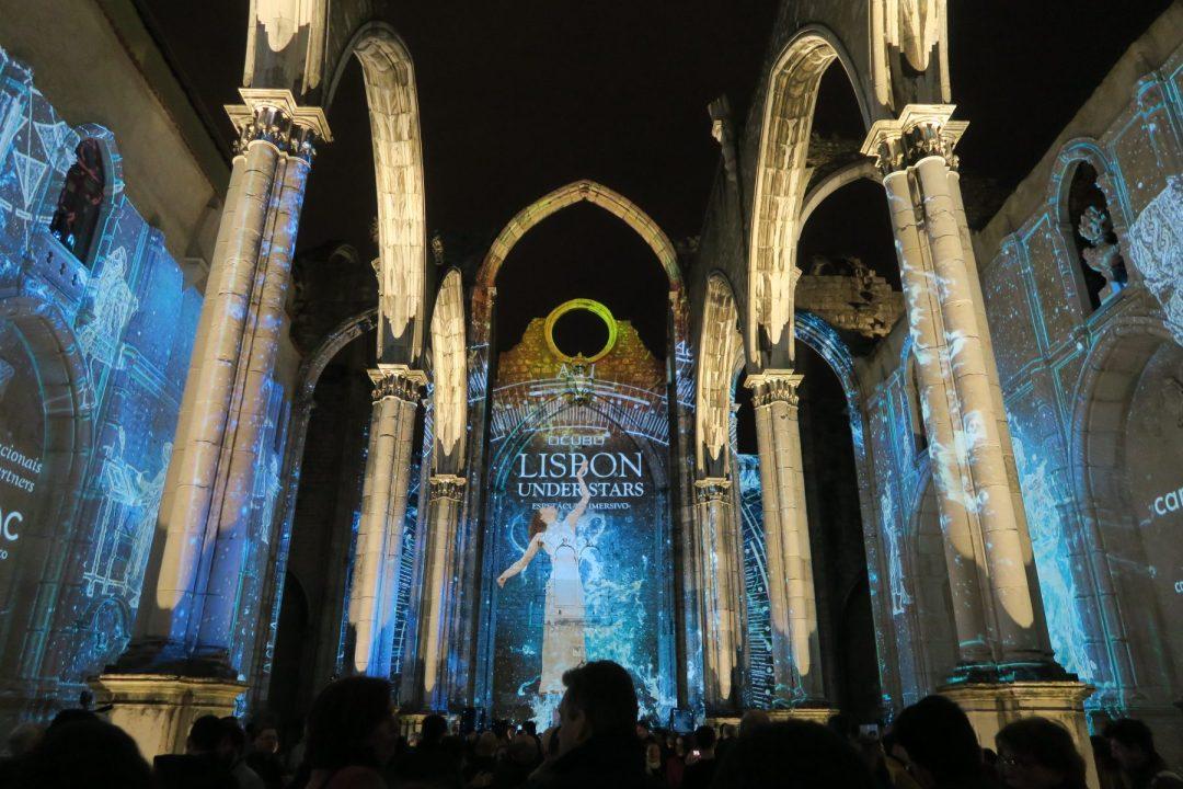 Lisbon Under Stars – Espetáculo Imersivo