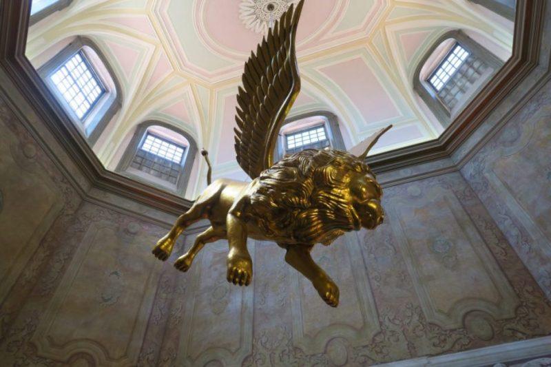 Palácio Chiado sala do Leão foyer lisboa