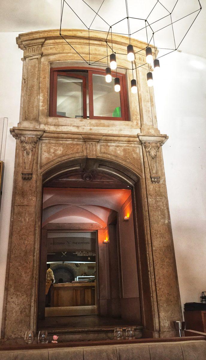 Palácio Chiado Cozinha