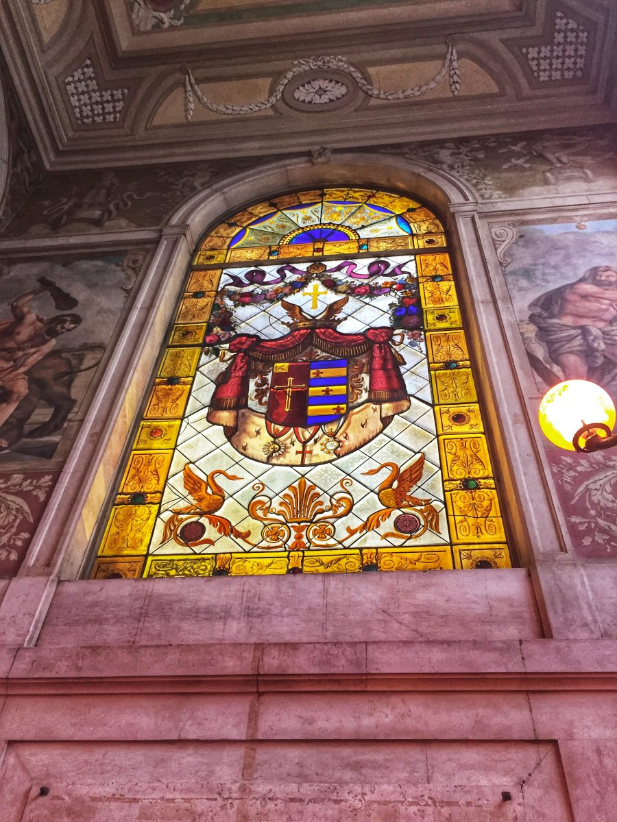 Palácio Chiado - Vitral