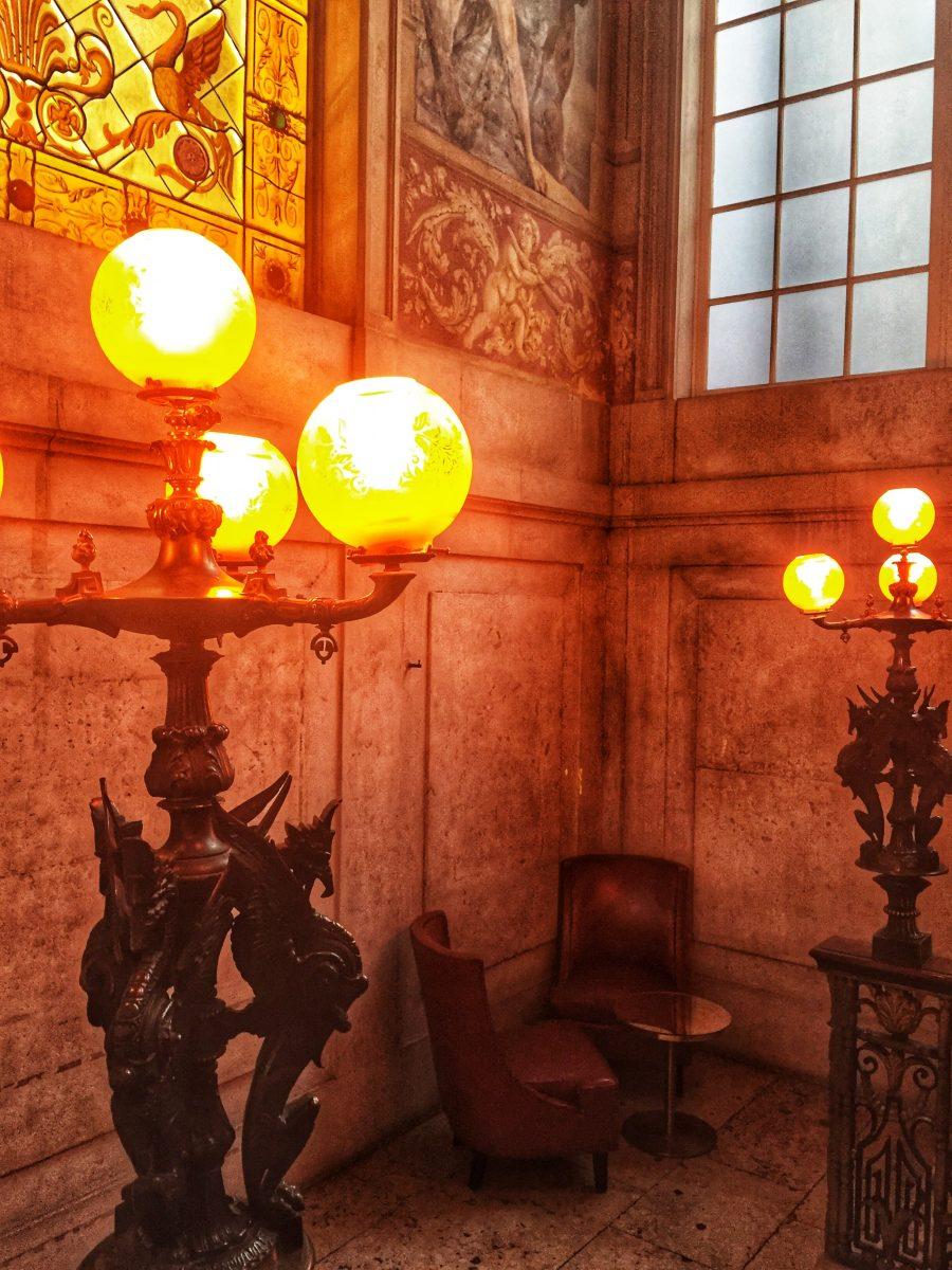 Palácio Chiado - Detalhes