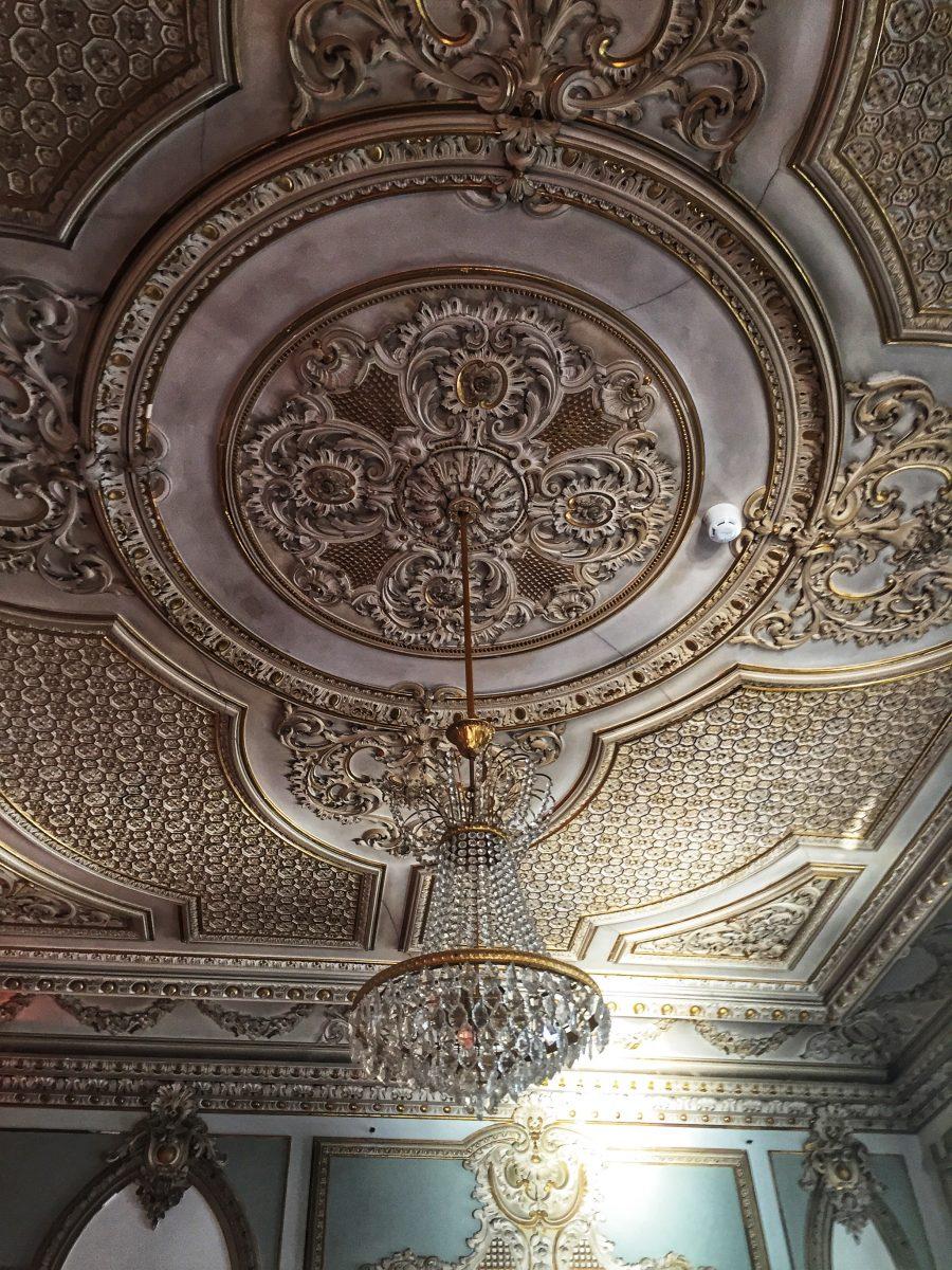 Palácio Chiado Detalhes