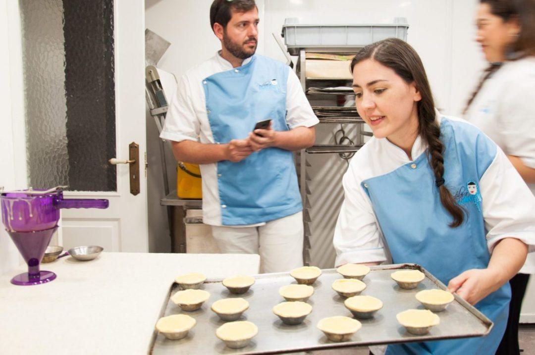 O dia em que fui Chef Pasteleira – Workshop de Pastéis de Nata