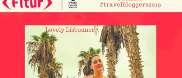 fitur travel contest 2019 concurso blogger feira de turismo de madrid