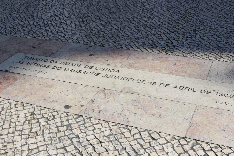 lisboa judaica massacre de 1506 judeus largo da igreja de são domingos