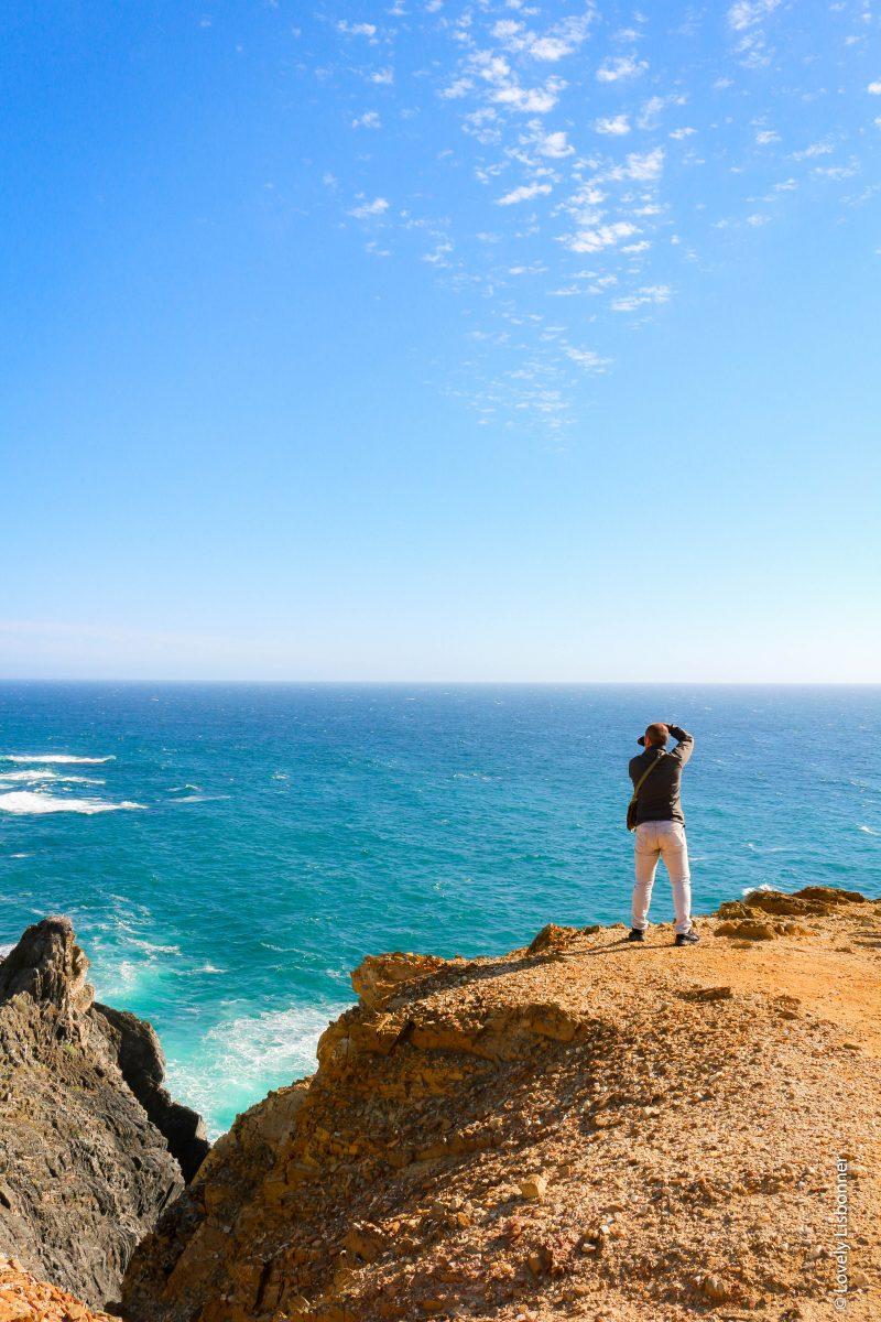 Cabo Sardão trilho dos Pescadores