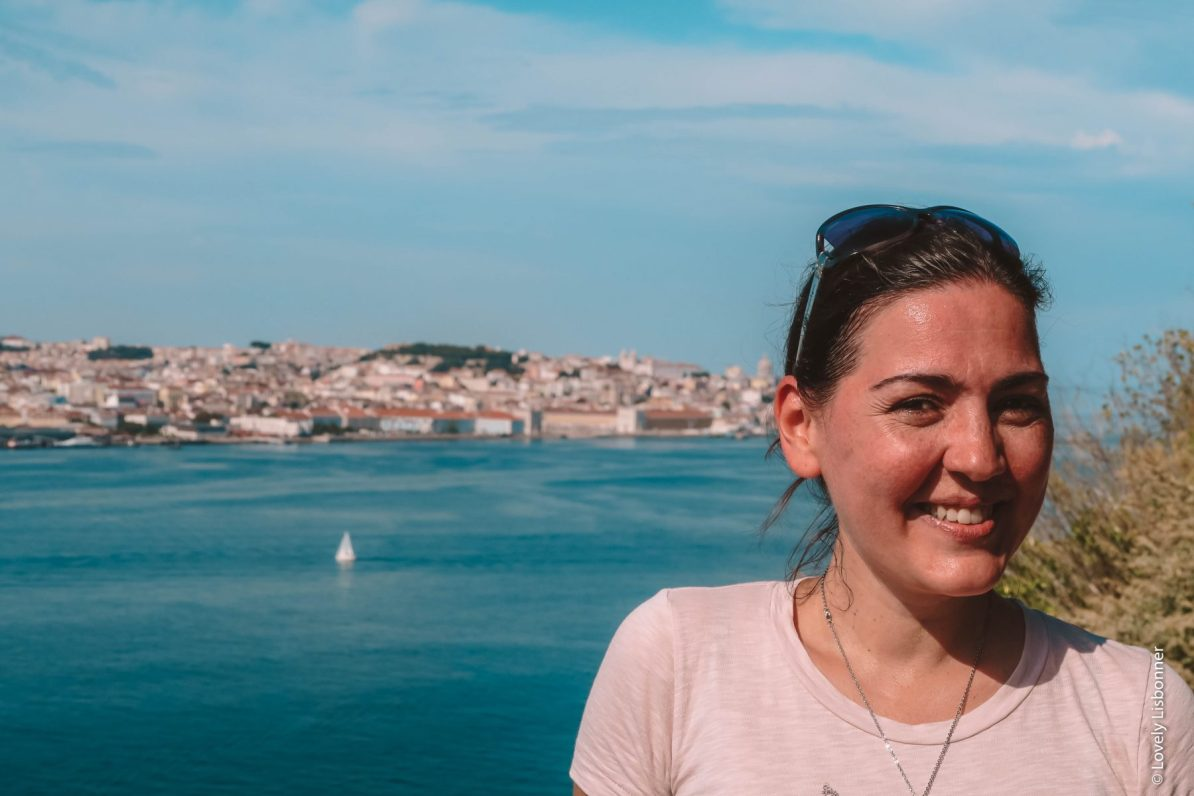 miradouro do jardim do castelo almada lisboa portugal instameet