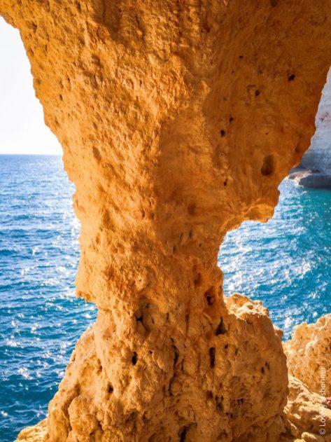 formação rochosa Boneca