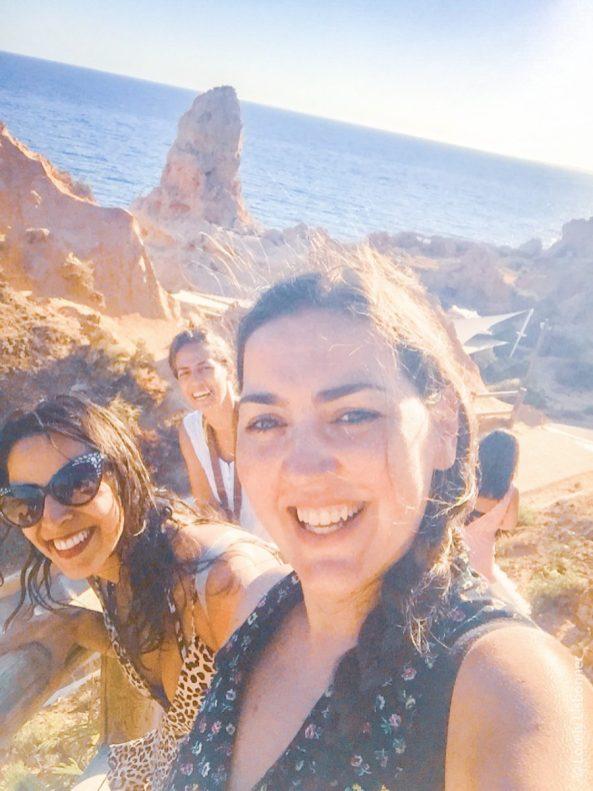 as bloggers de viagem em viasita ao algar seco