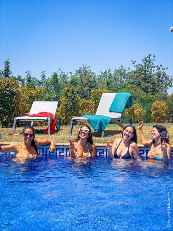 Piscina Privada - Vale da Lapa Village Resort