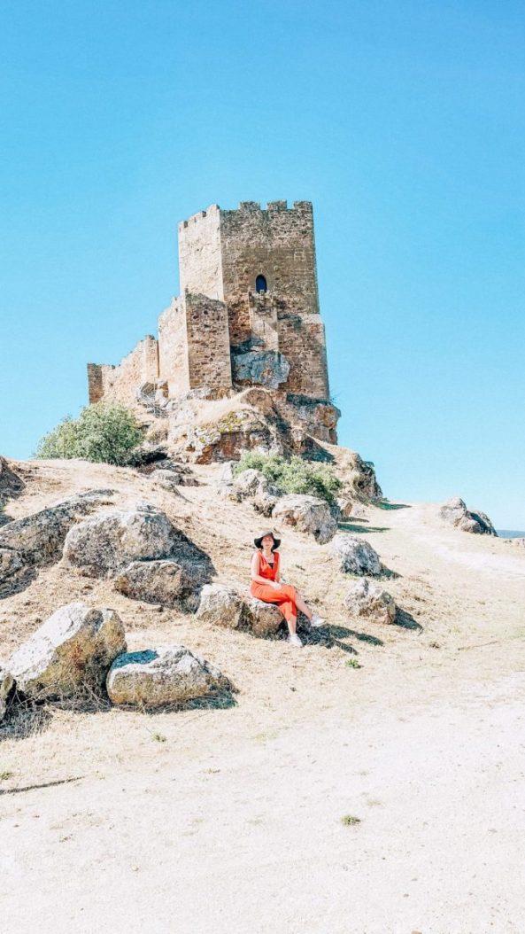 vimioso castelo de algoso terras de trás-os-montes programa nove passos