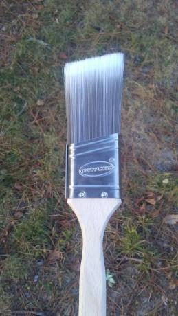 New brush!