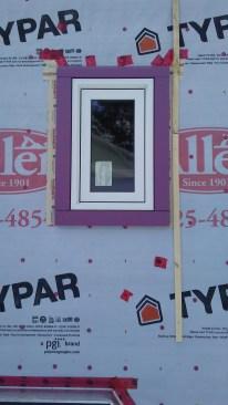 Kitchen window!