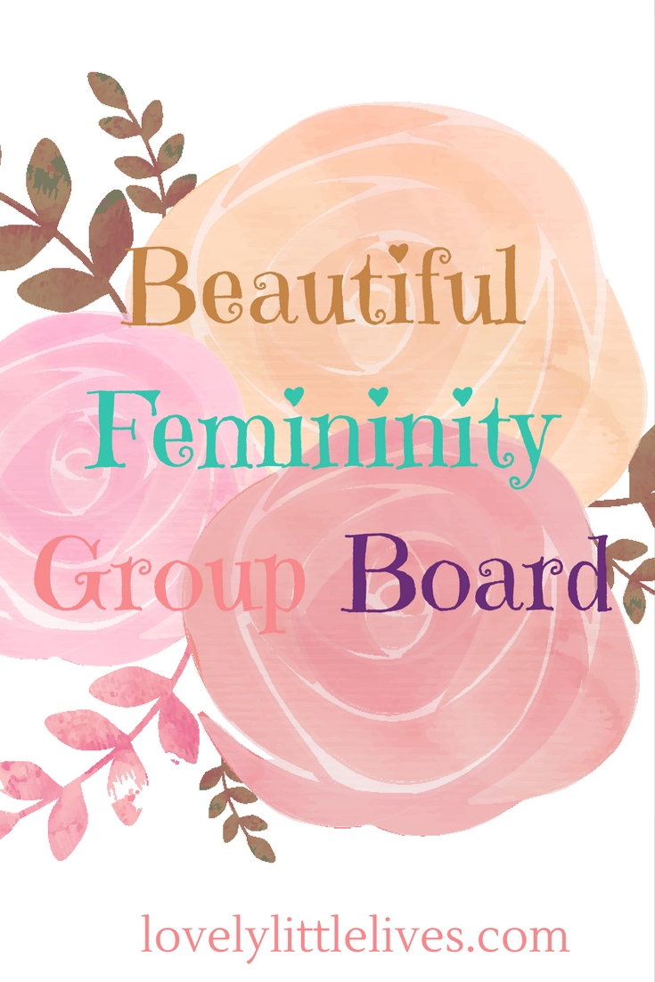 Beautiful Femininity Group Board