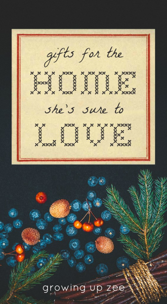 Gifts for the Home She's Sure to LOVE