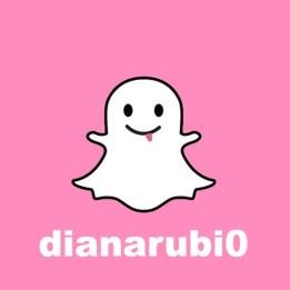 @dianarubi0 Snapchat