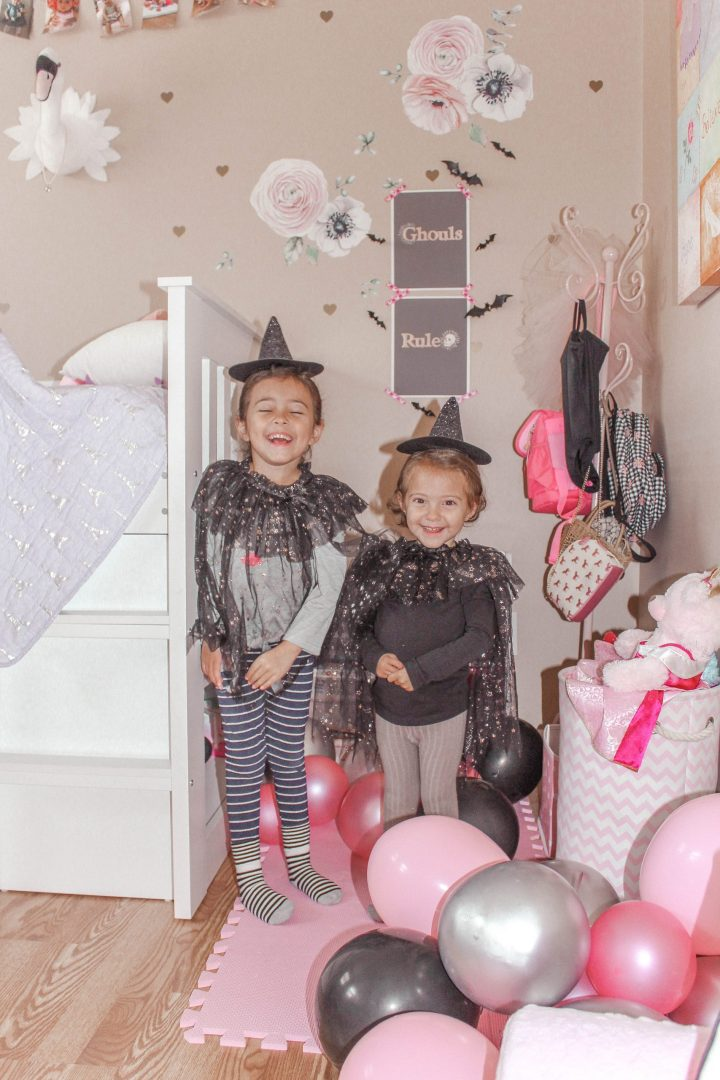 Lookbook: Our Sweet and Spooky Pink Halloween decor