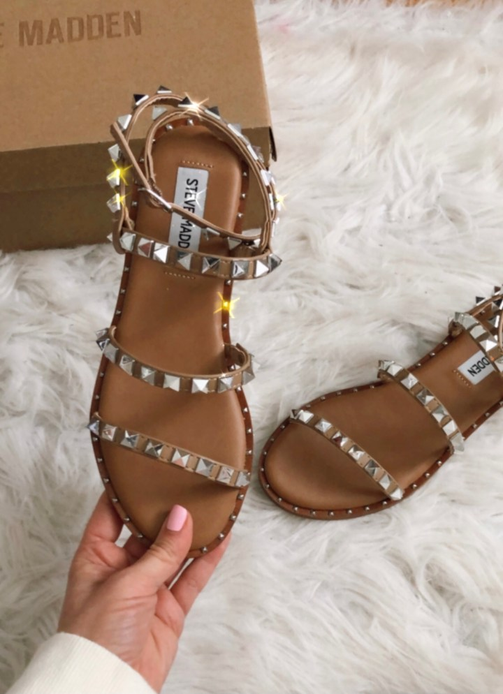 Currently Wearing: The summer sandal ill be wearing everyday