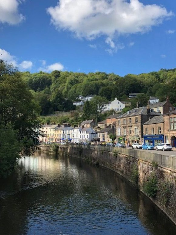 Places in the Peak District - Matlock Bath