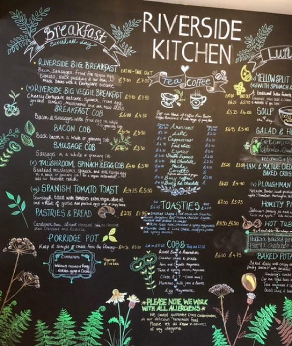 Riverside Kitchen Bakewell
