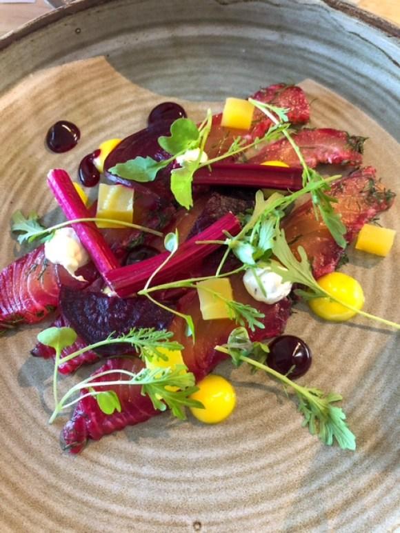 Aqua Garden Kitchen pop up Derbyshire