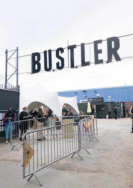 Bustler market Derby