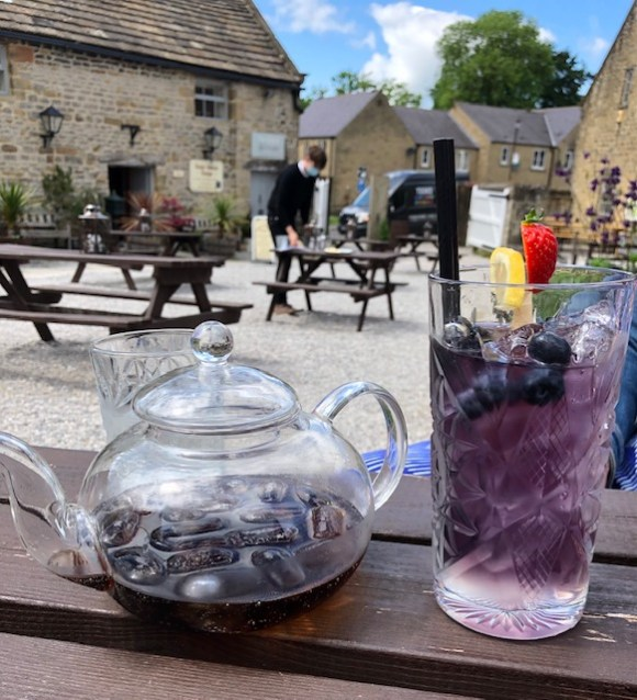 Coolstone Eyam hipster cocktail