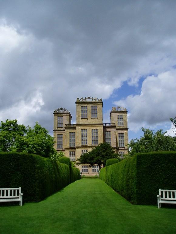 Derbyshire picnic spots - Hardwick Hall