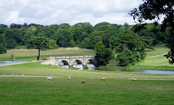 Derbyshire picnic spots - Kedleston Hall