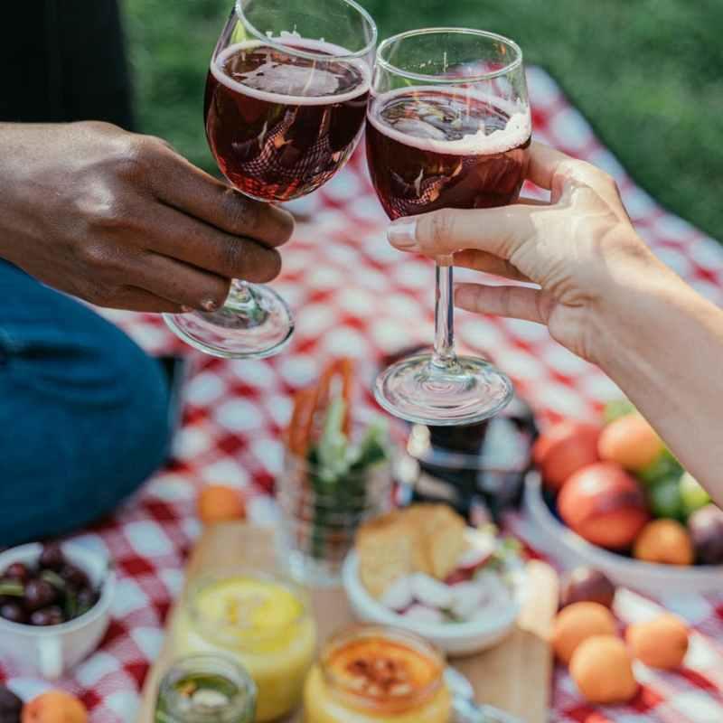 food restaurant picnic alcohol
