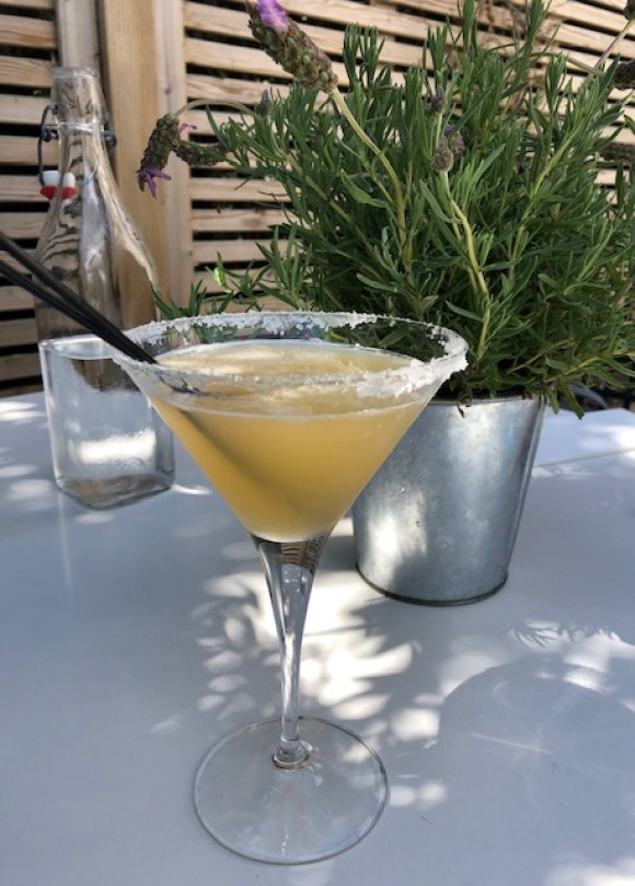 bottomless brunch Derby cocktail at Seven Pride Park