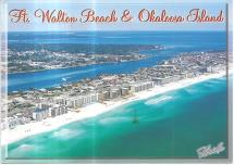 Florida Okaloosa County