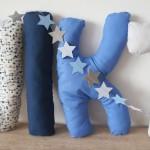 Guirlande papier étoiles