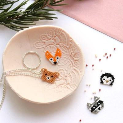 Mini animaux perles Miyuki