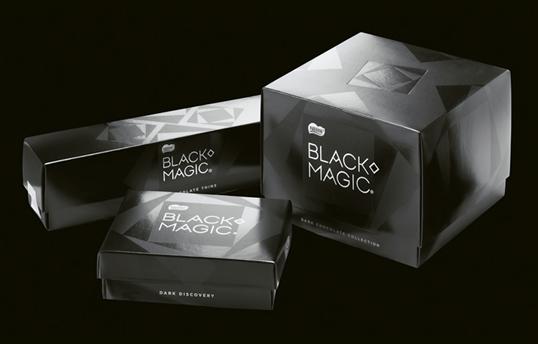 Nestl Black Magic  Lovely Package