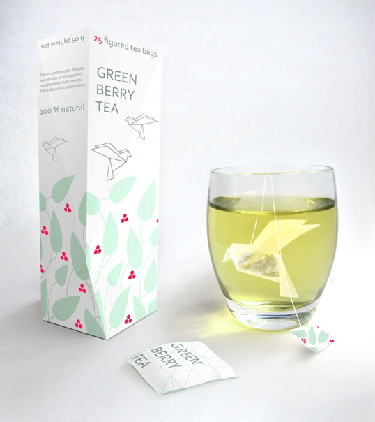 te_Green Berry tea