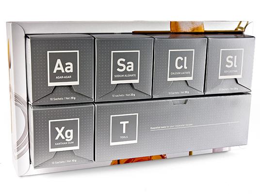 Cocktail R-Evolution, Kit de Mixología Molecular (2/4)