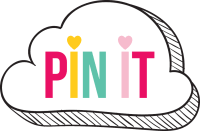 pin it button lovely planner