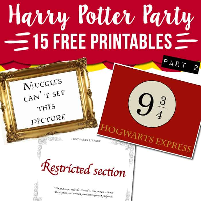 This is a graphic of Clean Hogwarts Sign Printable
