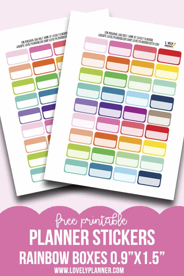 photo about Free Printable Functional Planner Stickers named No cost Useful Planner Stickers - Inside Design and style Designs for
