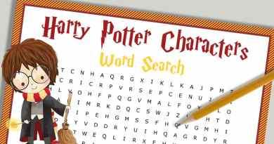 Free printable Harry Potter Characters word search puzzle + solution sheet. Use it as a Harry Potter party activity, party favor or for your own enjoyment. Also get the HP maze and crossword puzzles. #freeprintable #harrypotter #wordsearch #party #puzzle #homeschool #lovelyplanner