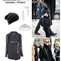 Autumn|Winter Outfits with Wisteria Collection Jewelry
