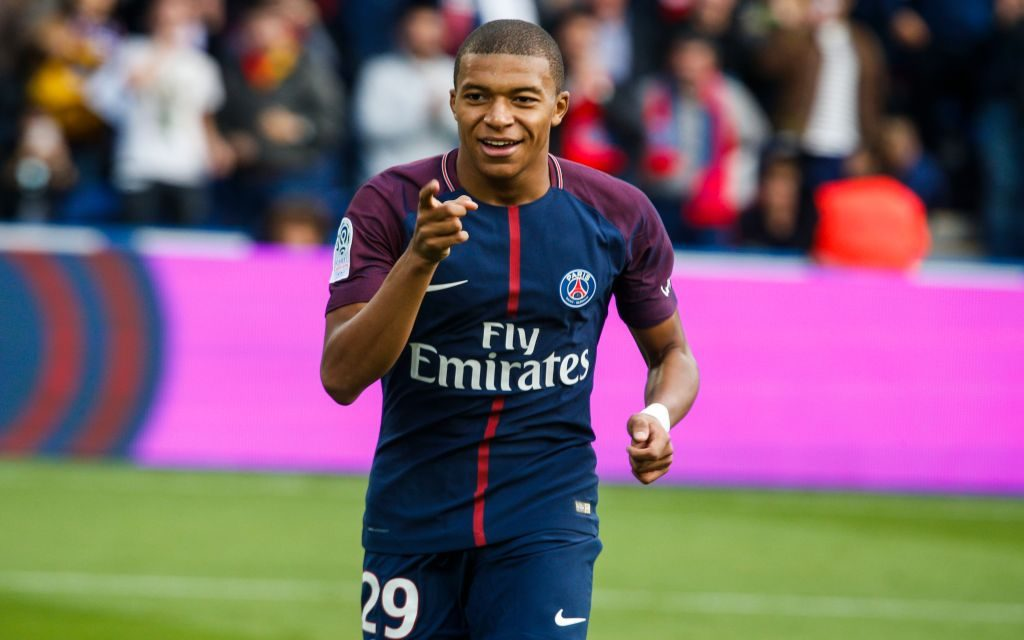 cool kylian mbappe hd wallpapers and