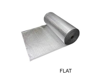 Flat Aluminium Foil Roof Insulation Resized