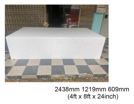 Polystyrene Foam Block 4x8 Resized